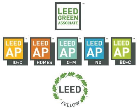 培训|关于发布2020年LEED/WELL AP资质全年培训的通知