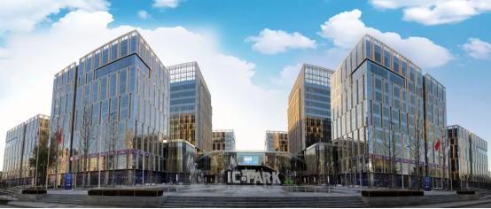 IC_PARK见证建筑的绿色力量_荣获中国绿色建筑顶级认证!